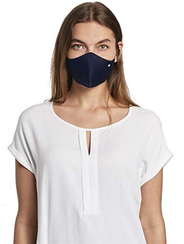 TOM TAILOR Unisex Community Maske Scuba Bandana, Blau (Sky Captain Blue), Einheitsgröße EU