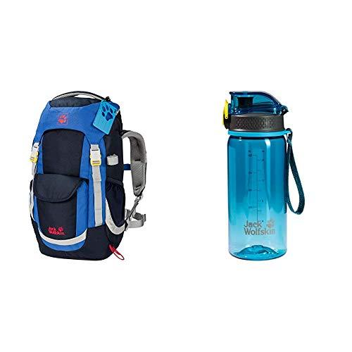 Kinderrucksack für Tagestouren, Wanderrucksack für Kinder ab 6 Jahren mit bequemer Passform, 20 L Rucksack für Kinder mit...
