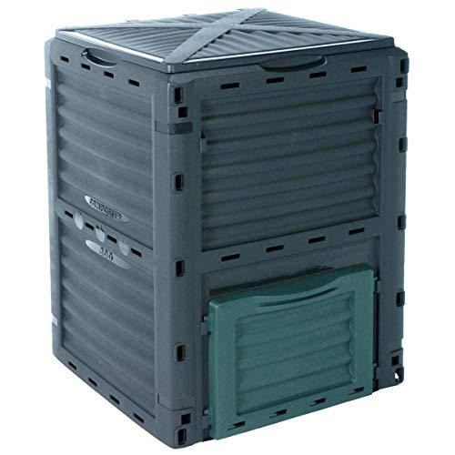 Garten-Komposter–Hergestellt in Europe, 300 l