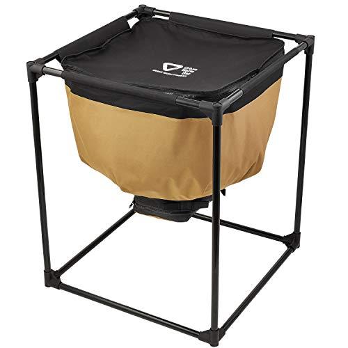 WORMSYSTEMS Urban Worm Bag - Wurmkomposter zum Kompostieren von Biomüll und Erzeugung von belebten Wurmhumus mithilfe von...