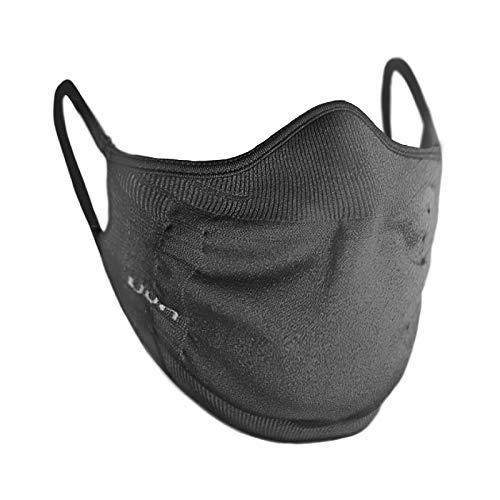 UYN Herren Community Maske, Black, L (1er Pack)