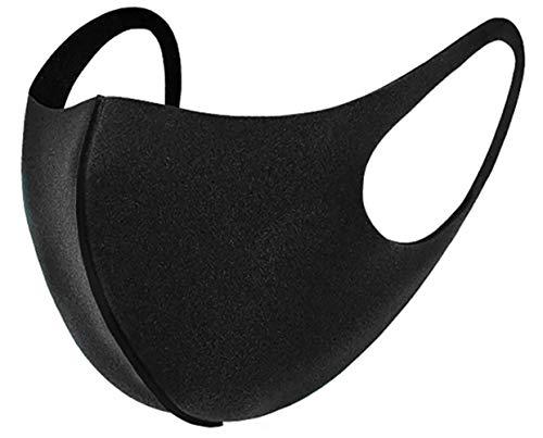 5 x Mundmasken für Freizeit Sport Training Mundschutz Staub Pollen Gesichtsmaske Fashion Maske Gesichtsschutz Face Masks...