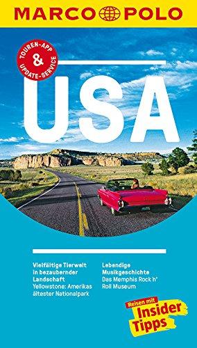 MARCO POLO Reiseführer USA: Reisen mit Insider-Tipps. Inklusive kostenloser Touren-App & Update-Service