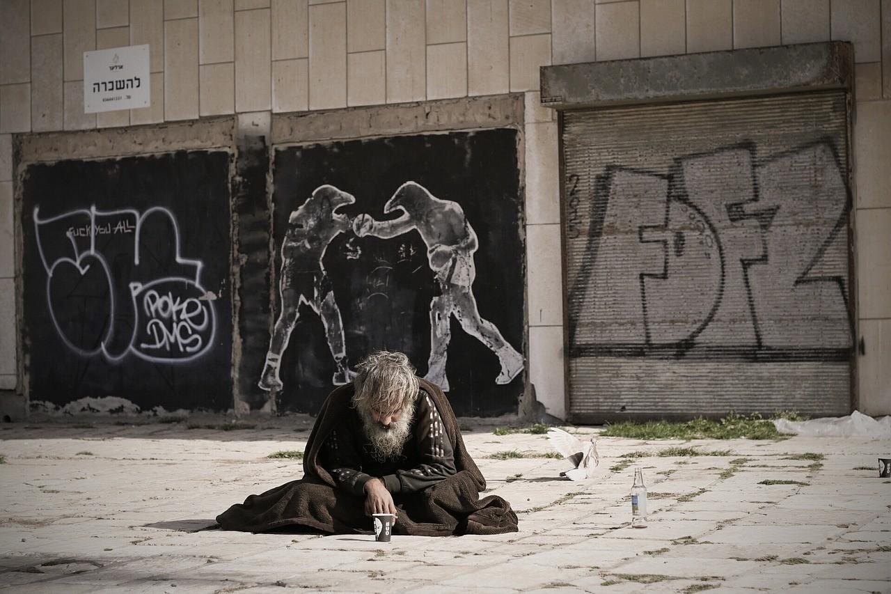 Armut globale Katastrophe