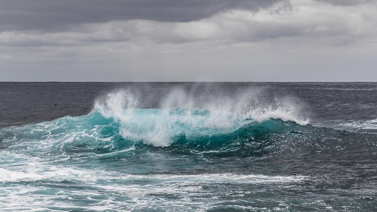 Strom aus dem Meer