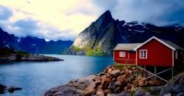 Norwegen Fjorde gesperrt