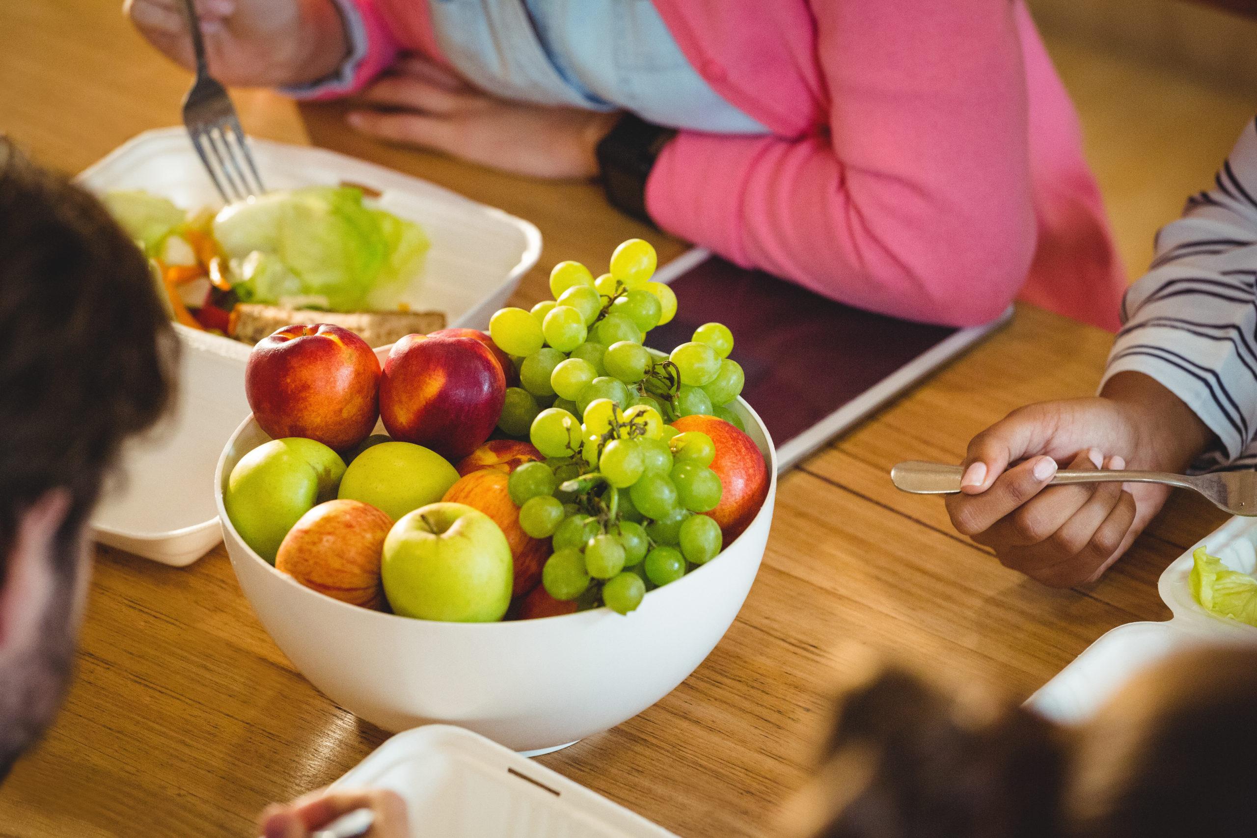 Vitaminreiches Obst