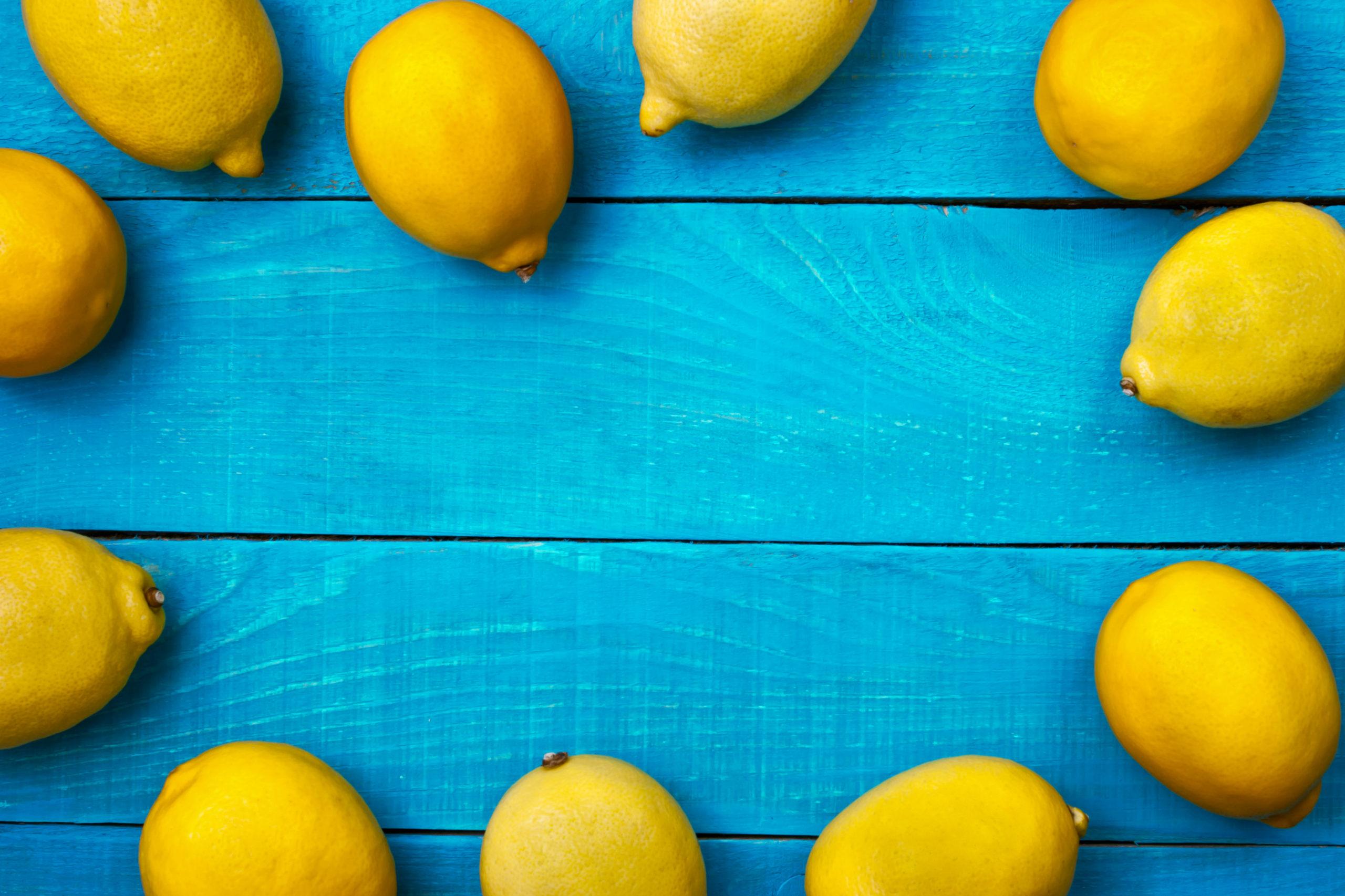 Zitronensäure hat viele Anwendungsmöglichkeiten