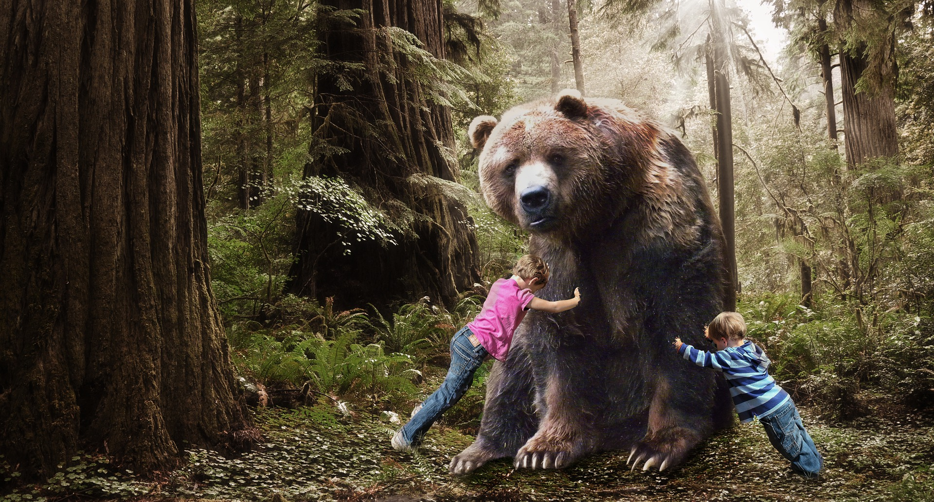 Welches ist die richtige Kleidung im Waldkindergarten?