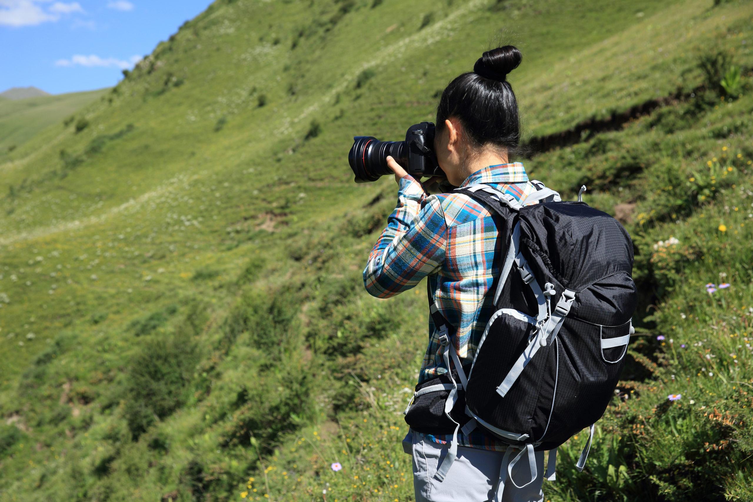 Auch bei Naturfotografie spielen Nachhaltigskeitsaspekte eine zunehmend große Rolle.
