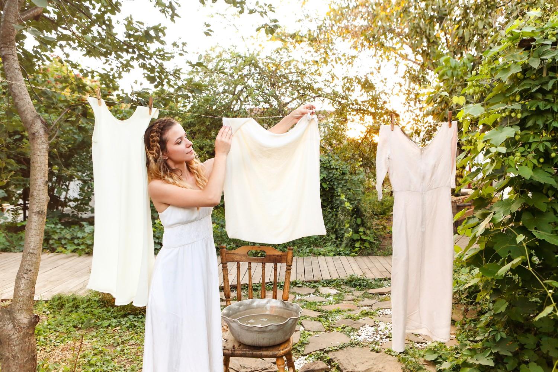 Waschmittel selber machen kommt auch der Umwelt zugute. Foto DashaPetrenko via Twenty20